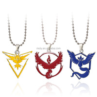 alibaba online supplier whole promotional Pokemon necklace necklace Jewelries