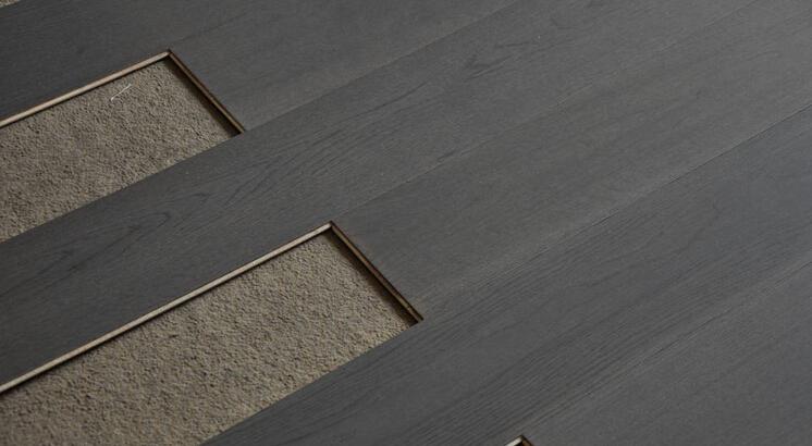Hot Sales Grey Engineered Wood Flooring Canada Hardwood