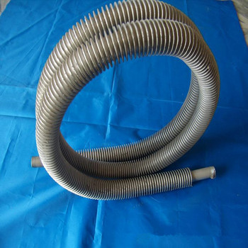 Competitive Price 201 Grade Stainless Steel Finned Tube