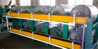 Full Automatic Rubber Sheet Cooling Machine/Batch Off Cooler With Factory Direct Price