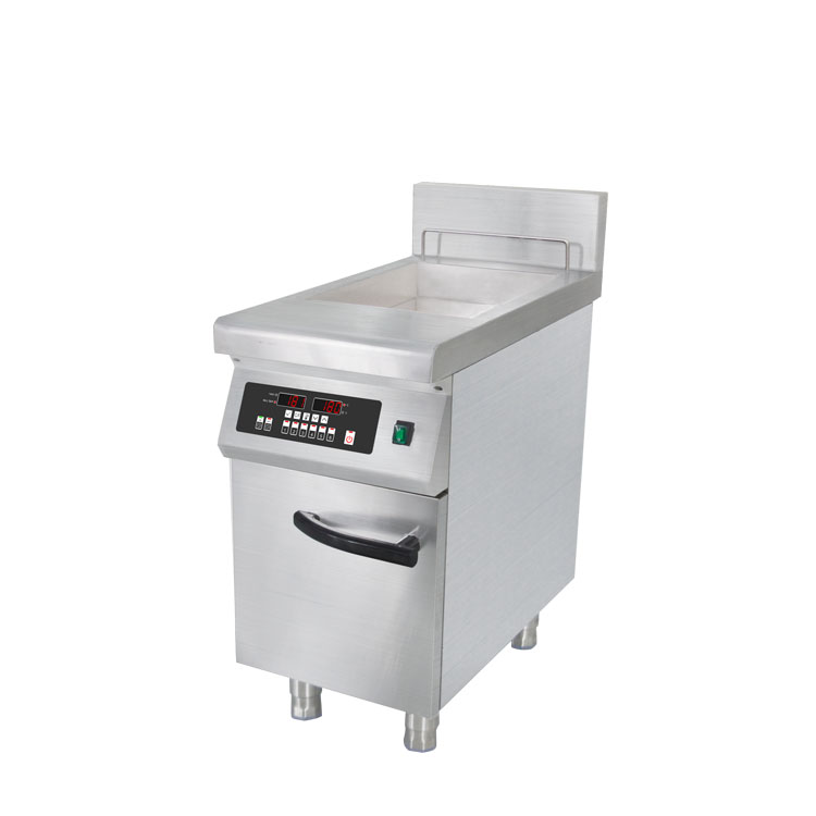 Commercial catering kitchen equipment used electrical induction cheapest deep fryer
