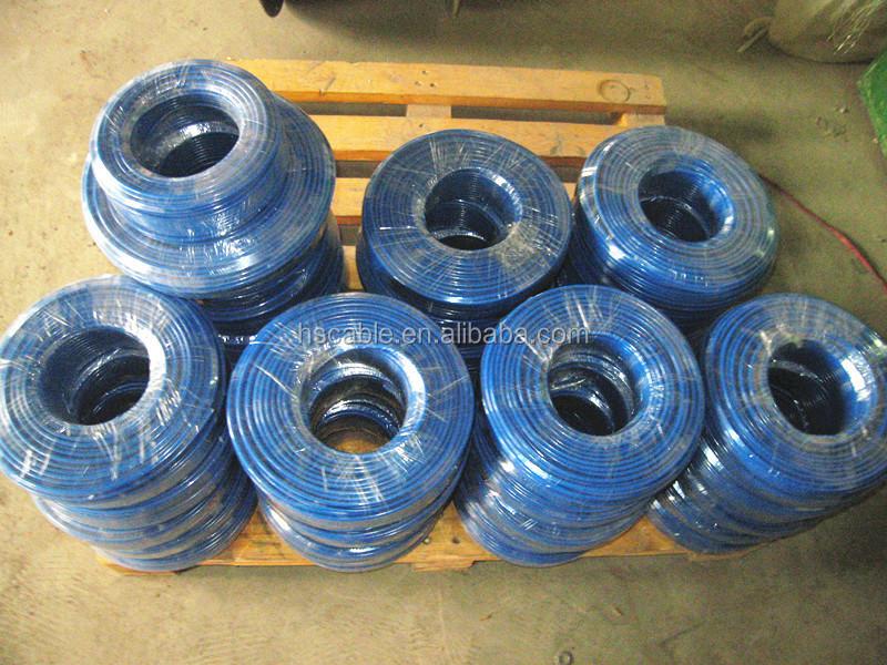 600v Pvc/nylon Thhn Thwn Copper Electric Cable Wire 250 300 350 400 ...