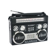 Waxiba Multi <span class=keywords><strong>Band</strong></span> Hause Radio Tragbare Am Fm Sw Radio mit <span class=keywords><strong>Akku</strong></span>