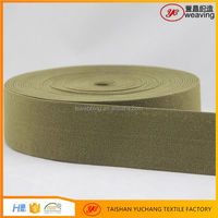 Eco-friendly Okeo-Tex Competitive Price elastic material elastic band