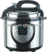 Wholesale New Design Cast Iron Aluminium Non Stick Pressure Cooker