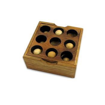 Adultkidschildren 3d Diy Cube Brilliant Intelligence Brain Teaser Wooden Toys Chinese Puzzle Ball Golf Medium Buy Wooden Puzzle Ballwooden