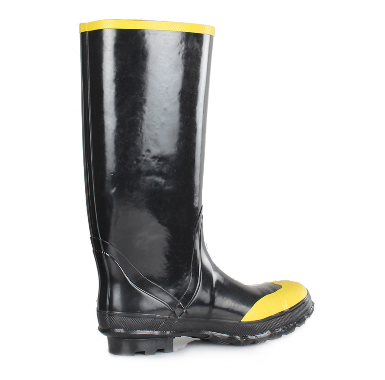 2016 Cheap Men Rubber Rain Boots With Steel Toe,Rubber Boots For ...