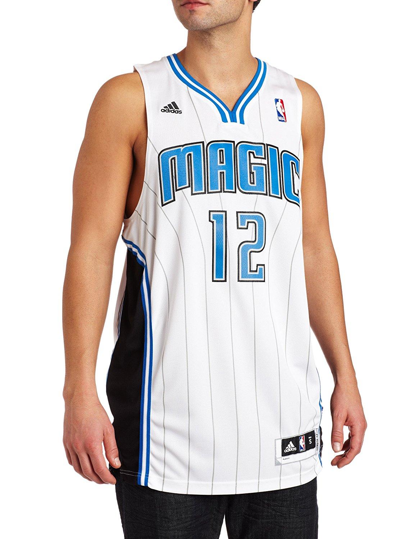 check out 49aad 0a285 Buy NBA Orlando Magic Dwight Howard Revolution 30 Home ...