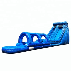 Factory Price Best quality inflatable floating water slide