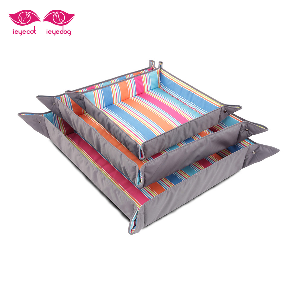 Promotion Foldable Pet Blanket Pet Bed Cover Dog Bed Mat Pet House Bed