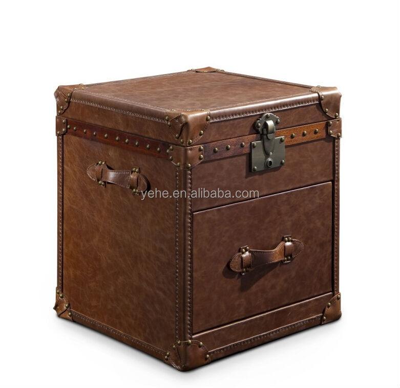 Richards trunk bedside table - Richards Trunk Bedside Table - Buy Bedside Table,Bedstand,Night