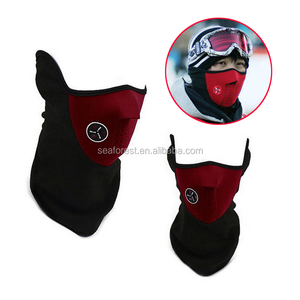 Outdoor Sports Protective Neoprene Cycling Ski Face Mask