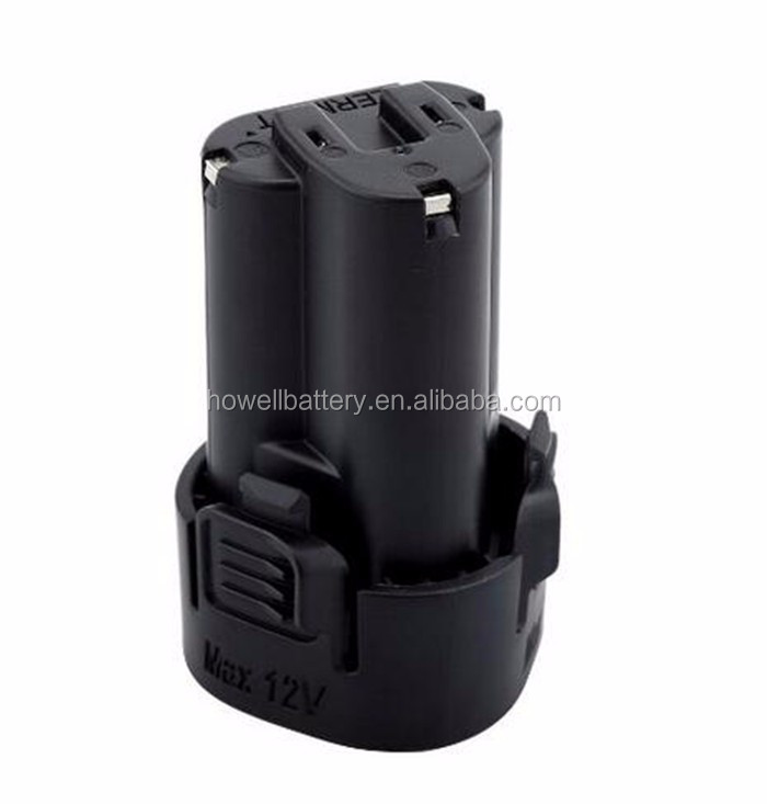 Hot Sale 10.8v 2Ah Cordless Drill Battery Pack