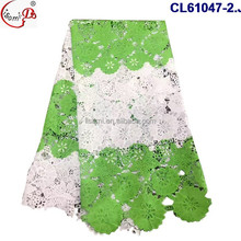 2017 Factory price CL61047 swiss cord lace fabric for dress