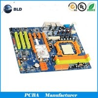 China electronic pcb assembly pcba service manufacturer , OEM shenzhen pcb assembly immersion gold pcb supplier