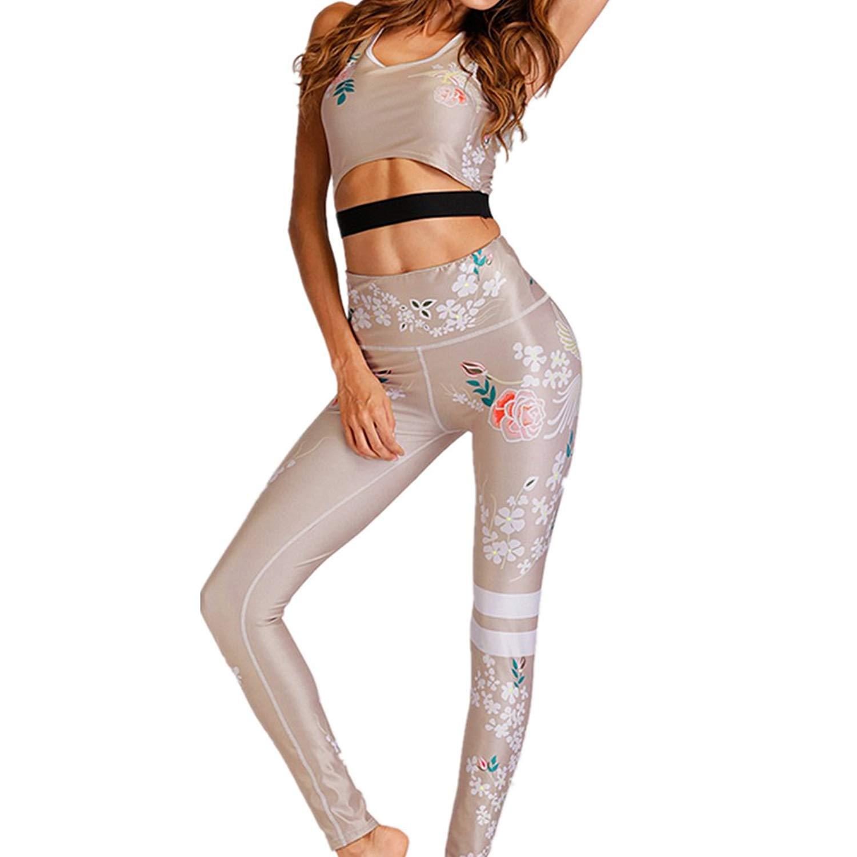 9b45878706ebe Get Quotations · Dotbuy Yoga Wear Set