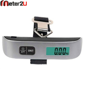 Promotion 50KG travelling digital luggage weighing scale