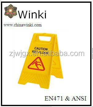 yellow warning sign wet floor warning signs