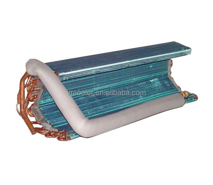Evaporador split aire acondicionado