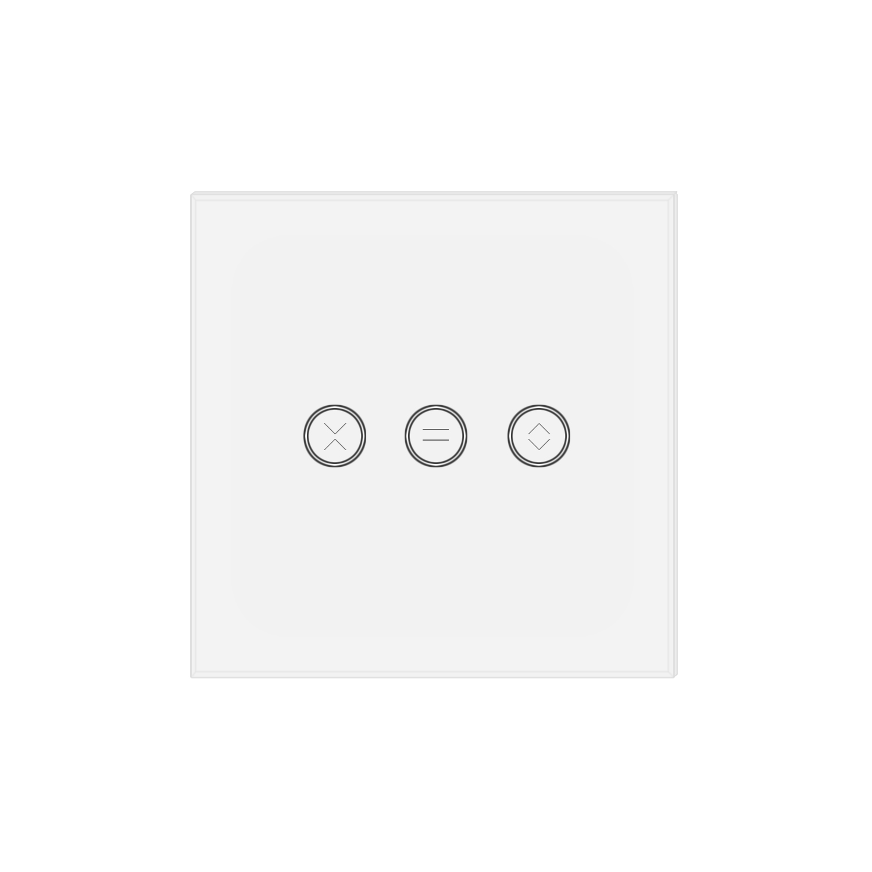 Xenon Wi-Fi Switch button Glass Panel 3-gang EU Touch wall switch panel WiFi Alexa echo Wall Switch 110~240V