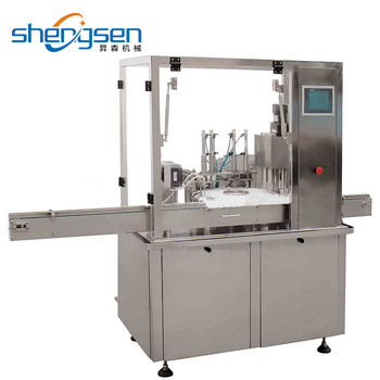Full Automatic High Precision Filling Equipment For Eyedrop Bottles