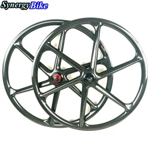 Synergy 30mm*30mm Full Carbon MTB Spoke Wheel 29er VTT Rodas 6 Spoke Carbon Fiber Wheel