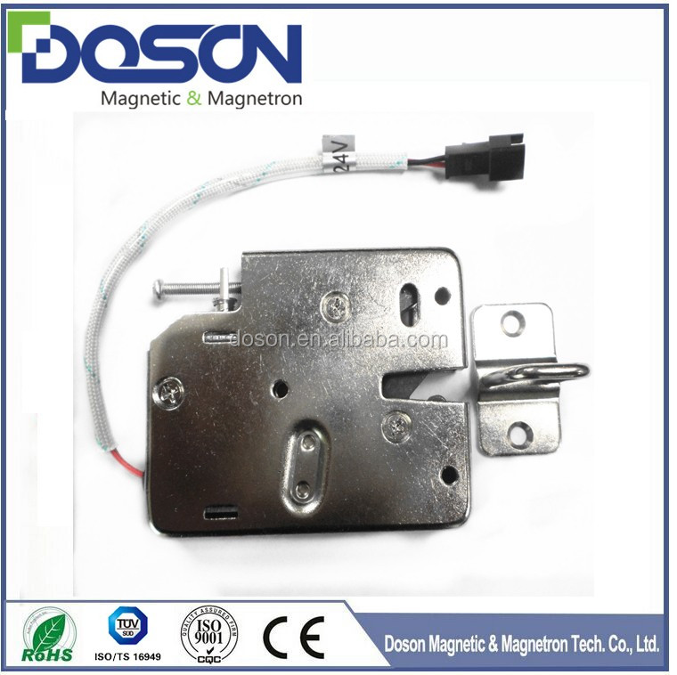 Anti Theft Safety Magnetic Latch Automatic Electric Push