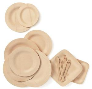 Bamboo Fiber Tableware Biodegradable Bamboo Plates/Dishes/Tray