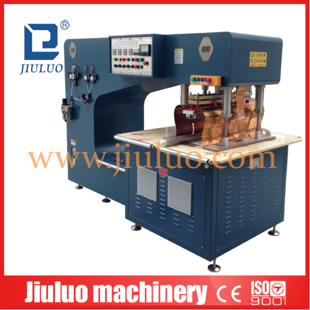 High frequency fabric heat sealing machine