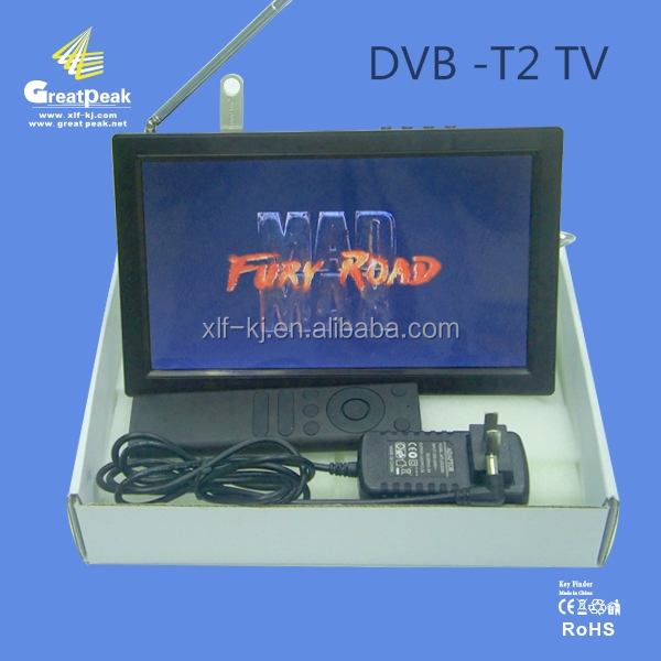 Gold Supplier 9 inch Led dvb t2 smart tv in China/DVB-TV led tv dvb t2 for Russia