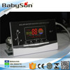 Black beautiful apparel solar water heater controller m-7 for family system