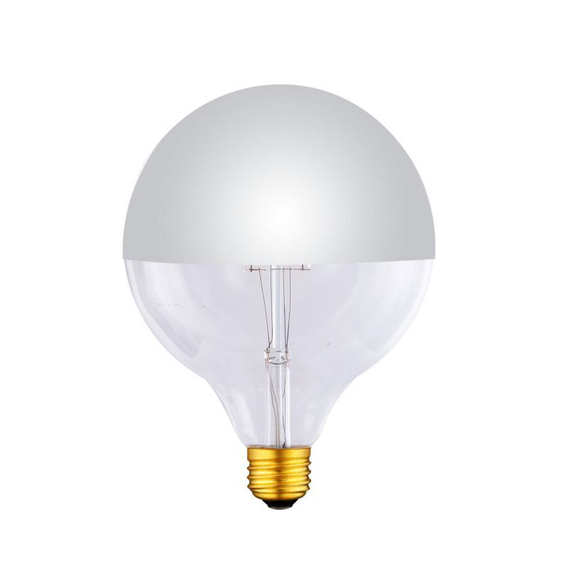 110v-240v e27 e26 dimmable led bulb g9 4w replaces halogen well logo branded filament lamp globe shape