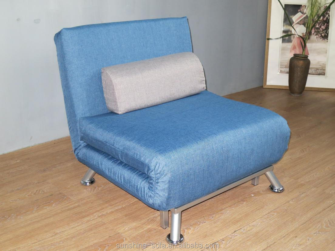 Struttura in metallo divano letto singolo cs 117s mobili letto divani di soggiorno id prodotto for Struttura letto singolo