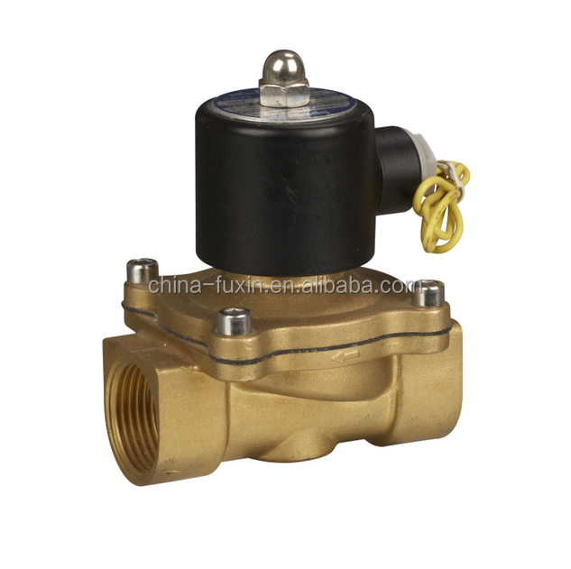 plumbing fittings plastic water solenoid valve flow control latching control valve 220V