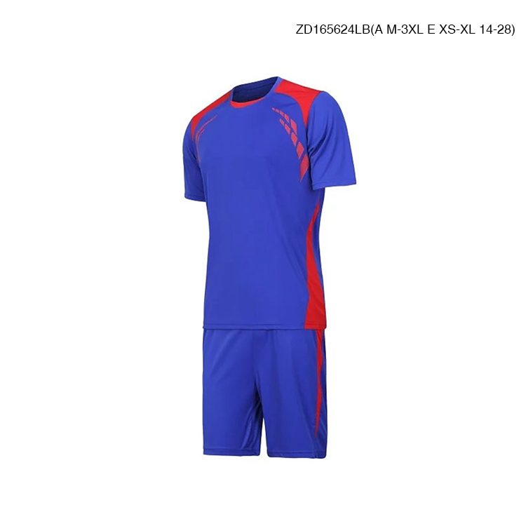 Wholesales Team Club Sublimated Men soccer sports wear uniform soccer jersey retro cheap soccer uniform