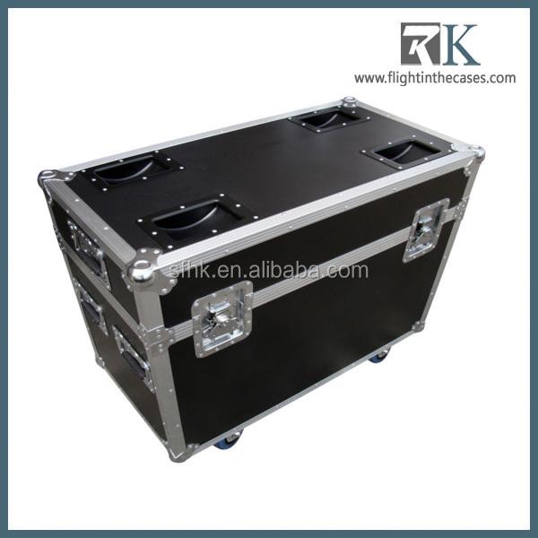Moving head flight case American DJ Inno Spot Pro Pearl | 80W LED DMX Moving Heard with White Case