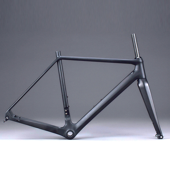 toray carbon T800 100*12mm fork size hongfu brake disc gravel bike frame