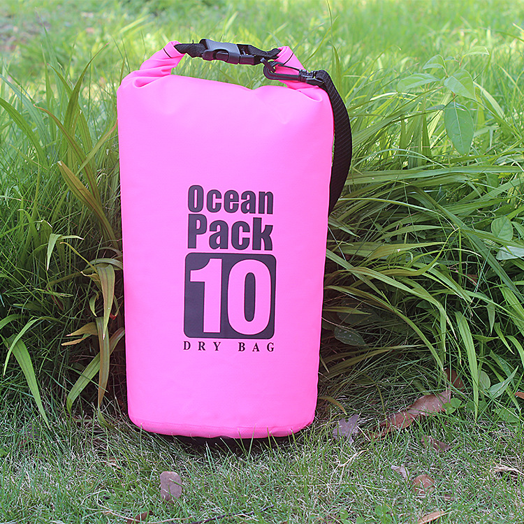 YKSP-323 2017 Trending Products Foldable PVC Water Bag Container And Logo Custom Dry Bag Floating Dry Bag With Shoulder Straps