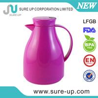 coffee maker 1000ml for gift transparent glass tea carafe with LFGB(JGCM)