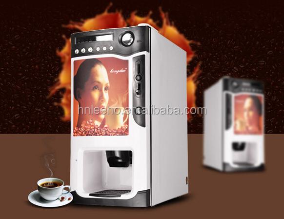 portable coffee vending machine