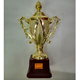 China manufacturer cheap sports souvenir gift promotional plastic trophy
