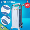Two handle SPT technology shr laser machine hair removal machine