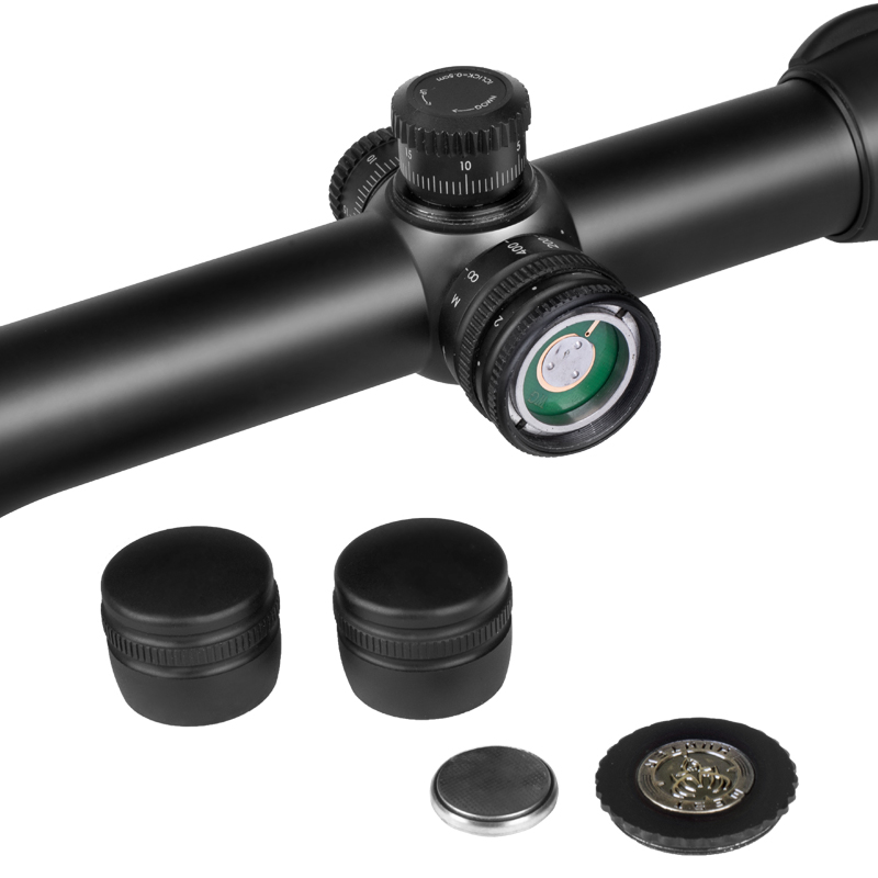 Manufacture Wholesale WESTHUNTER WT-R 5-25X56SF Hunting Riflescope For Air Guns And Weapon Ar 15 Rifle Sight