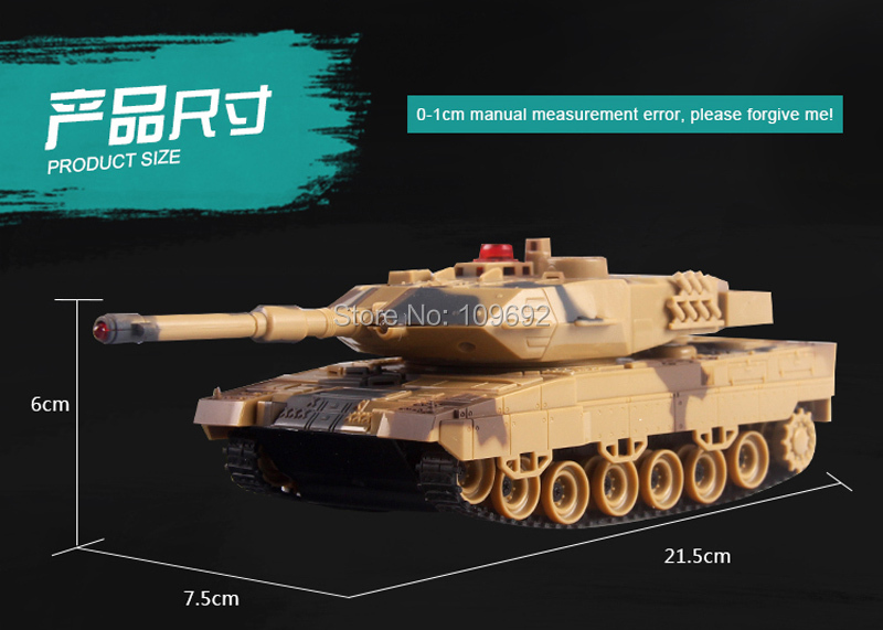 Original HuanQi H500 RC Tanks Battle Infrared Shooting Phone Bluetooth  Gravity Sensor Super Power Remote Control Toys For Kids
