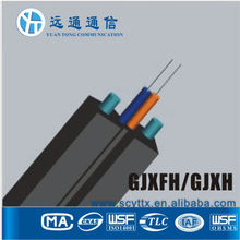 FTTH SM/MM sx/dx GJXFH loose tube stranding cable manufacturer