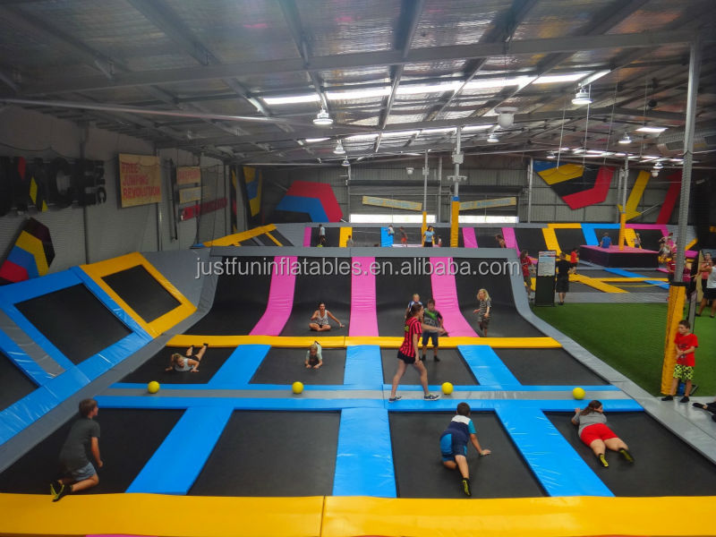 commercial gymnastics trampolines jumping bed for kids buy gymnastics trampoline trampoline. Black Bedroom Furniture Sets. Home Design Ideas