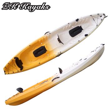 professional tandem ocean fishing kayak for family fishing, View fishing  kayak, EK Kayak Product Details from Ningbo Yiqi Kayak Manufacturing Co ,