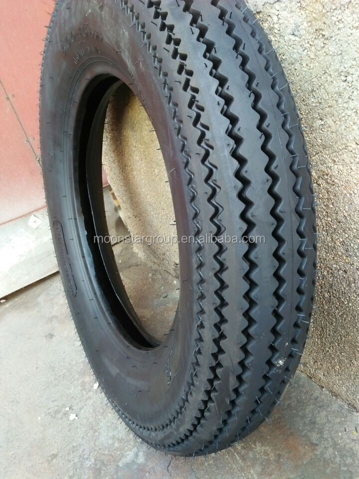 Vintage motorcycle 5.00-15 motorcycle tire for sale retro tyre