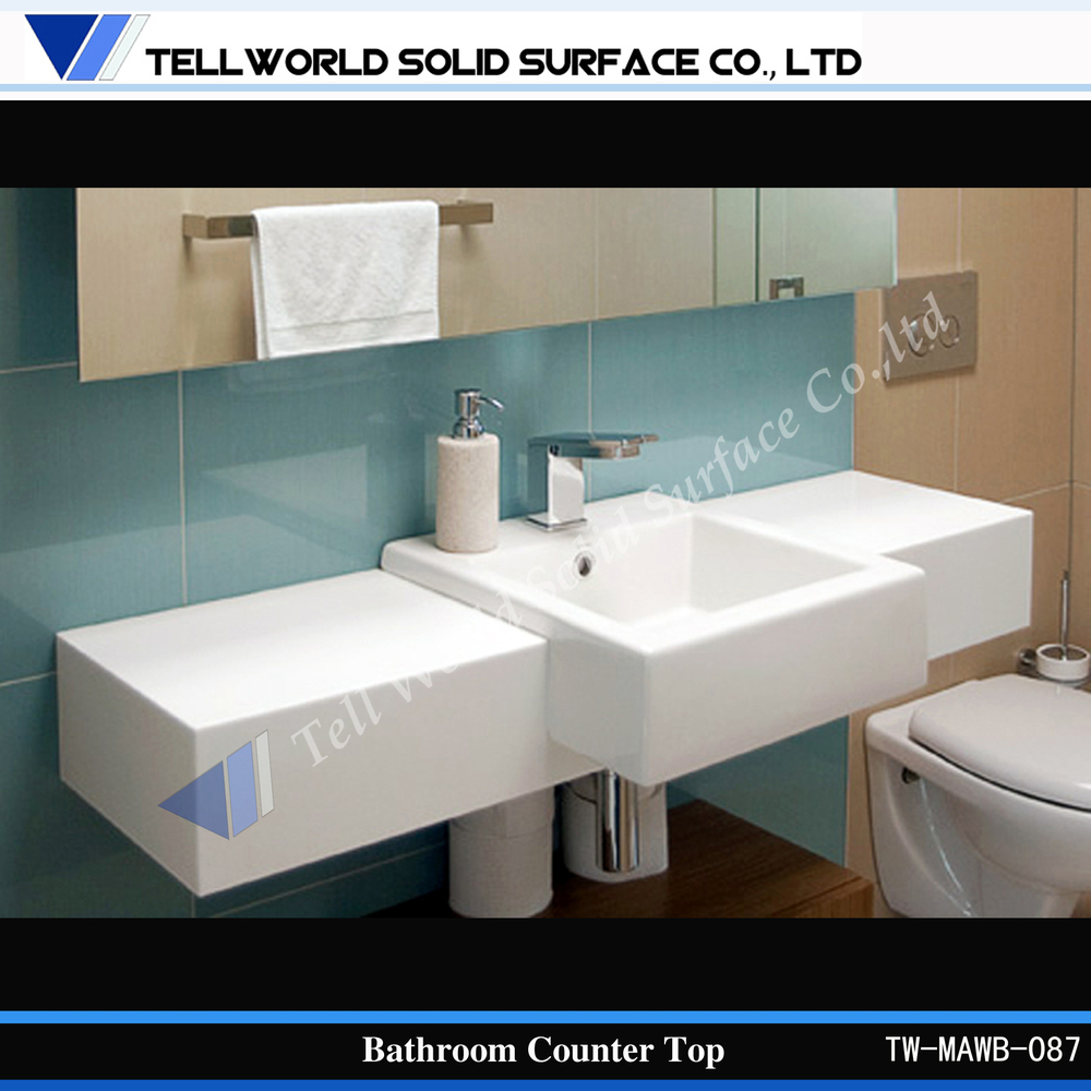 Commercial bathroom countertops and sinks - Commercial Bathroom Sink Countertop Bathroom Countertops With Built In Sinks