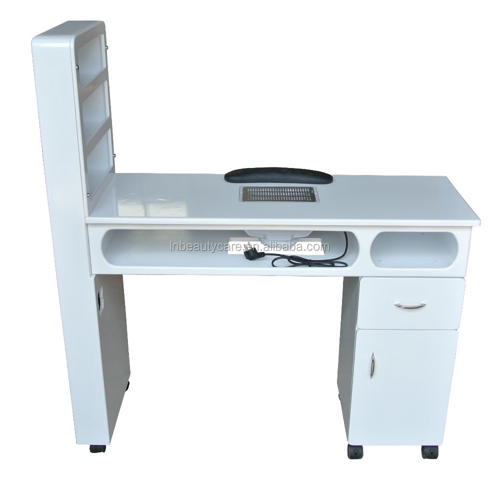 Lne 062 Manicure Table Nail Desk Nail Table Nail Salon